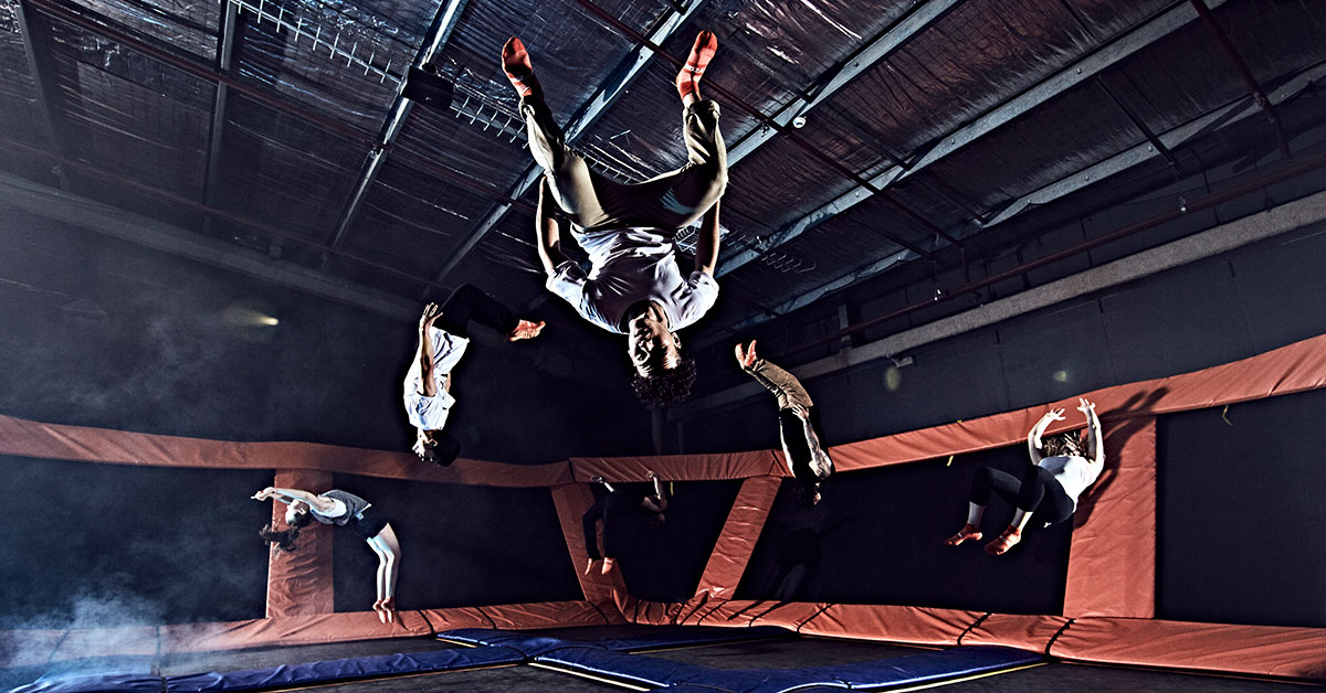 Sky Zone Columbia MO | Your #1 Indoor Trampoline Park