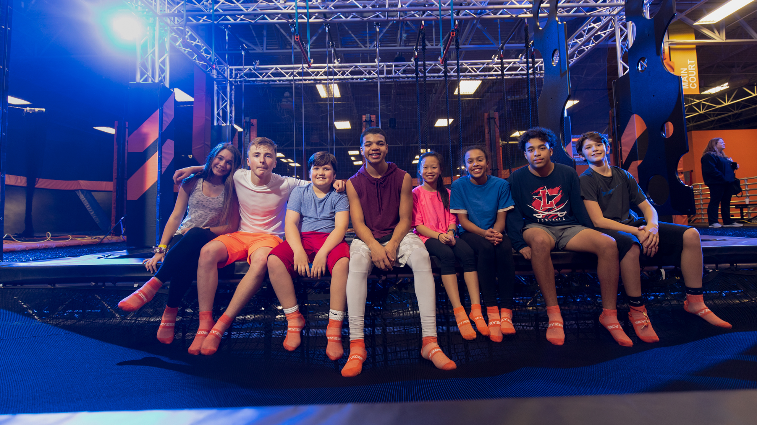 Get Creative and Become a Social Media Sensation at Sky Zone