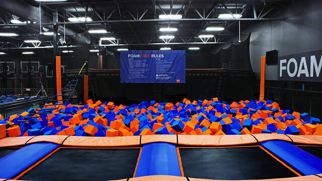 Sky Zone Hoover Al Trampoline Park Closed