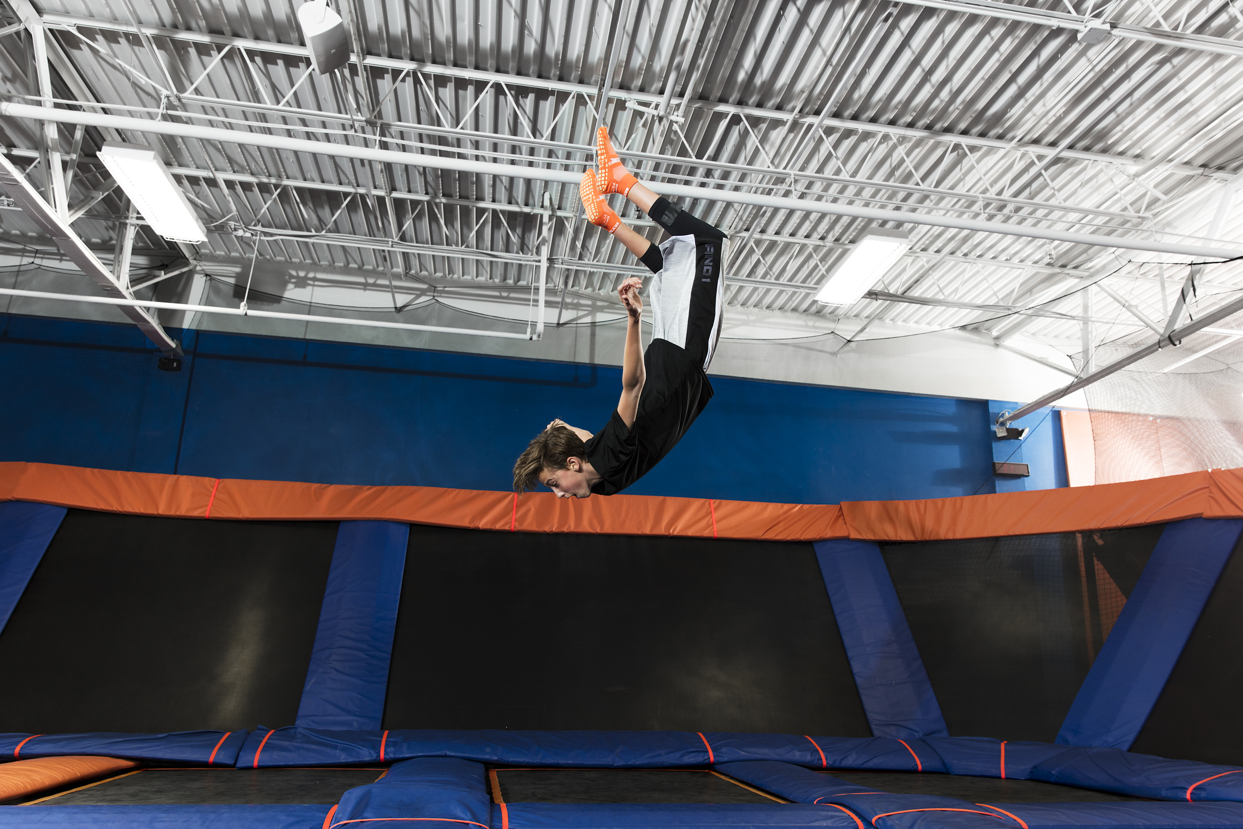 Come to Celebrate National Ice Cream Month at Sky Zone
