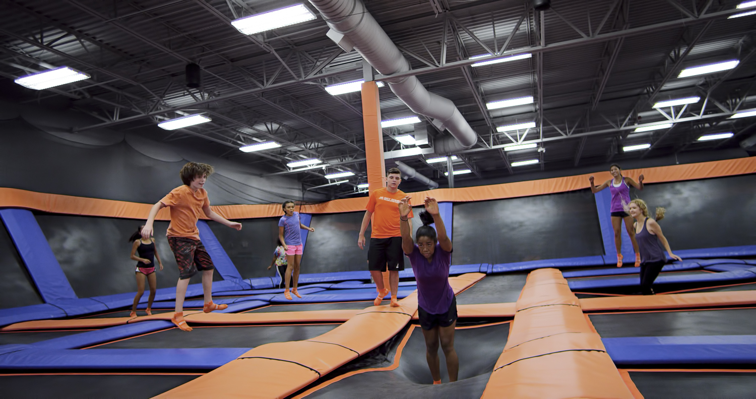 photograph relating to Printable Sky Zone Waiver named Over Us Whitby Upon Sky Zone