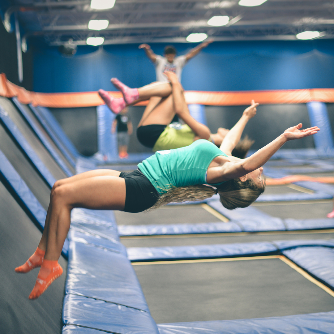 Sky Zone Party Packages Louisville